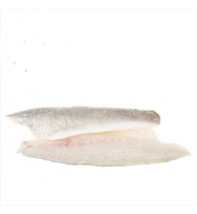 zeebaarsfilets met vel  (1 stuk)